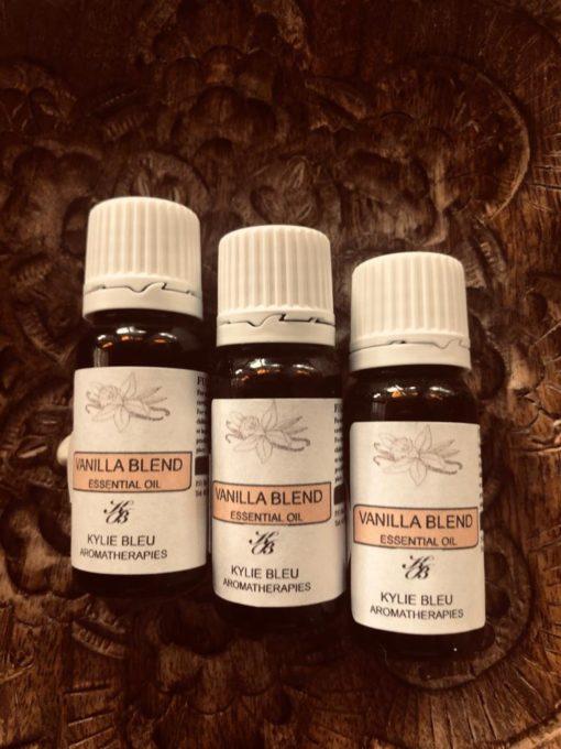Vanilla blend essential oil