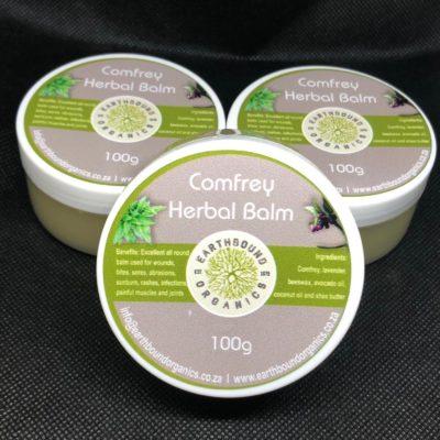 Comfrey Herbal Balm